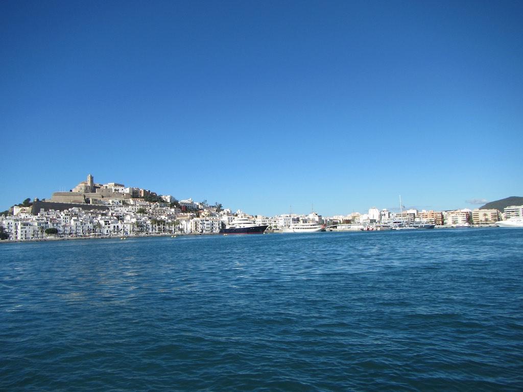 Eivissa Hafen