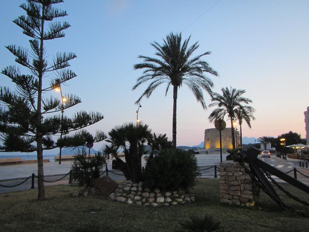 Promenade von Moraira