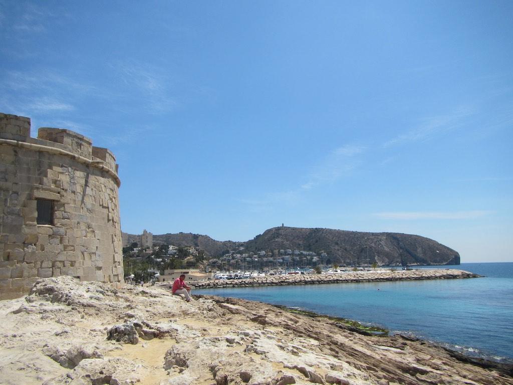 Festung von Moraira