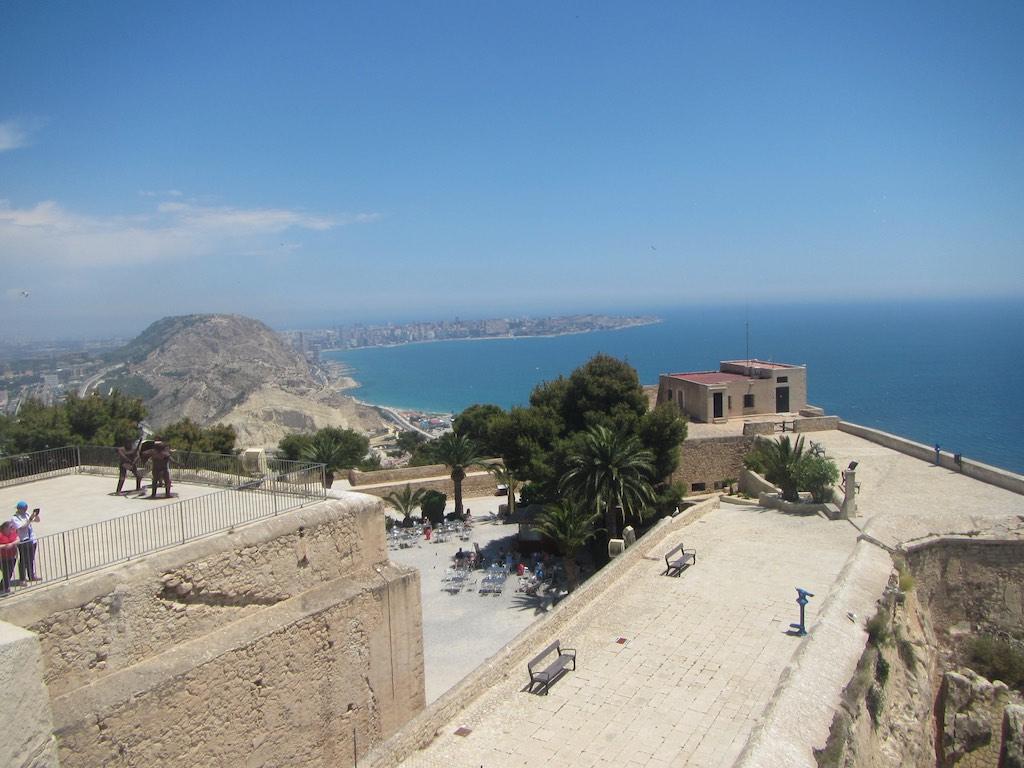 Der Norden von Alicante