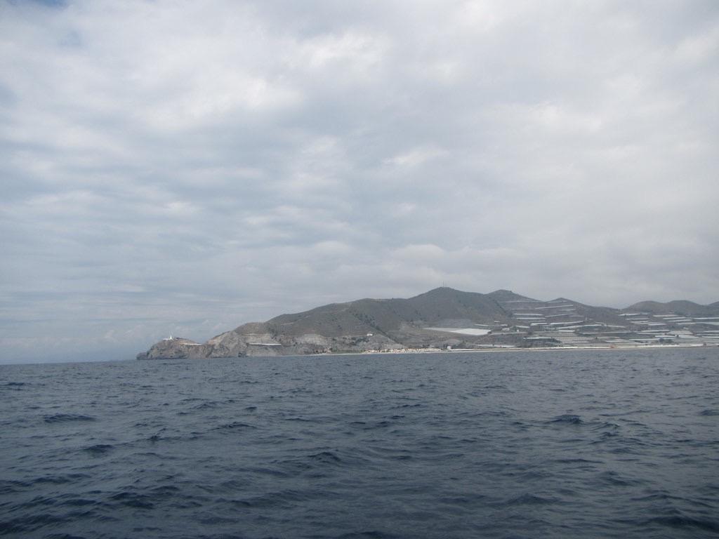 Plastikblachen von Adra und Umgebung