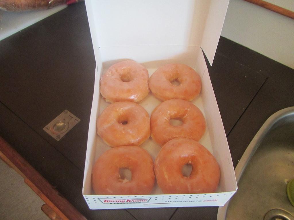 Genial feine Doughnuts