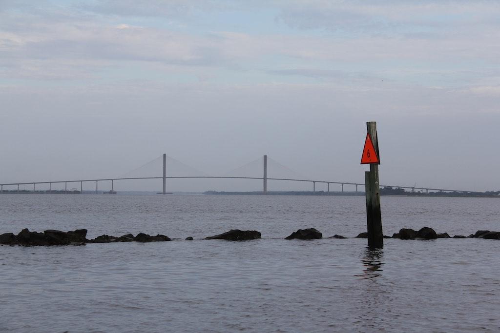 Die Sidney Lanier Brücke