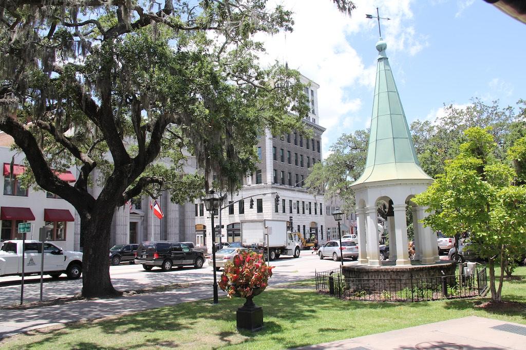 Die alte Stadt Exchange Glocke