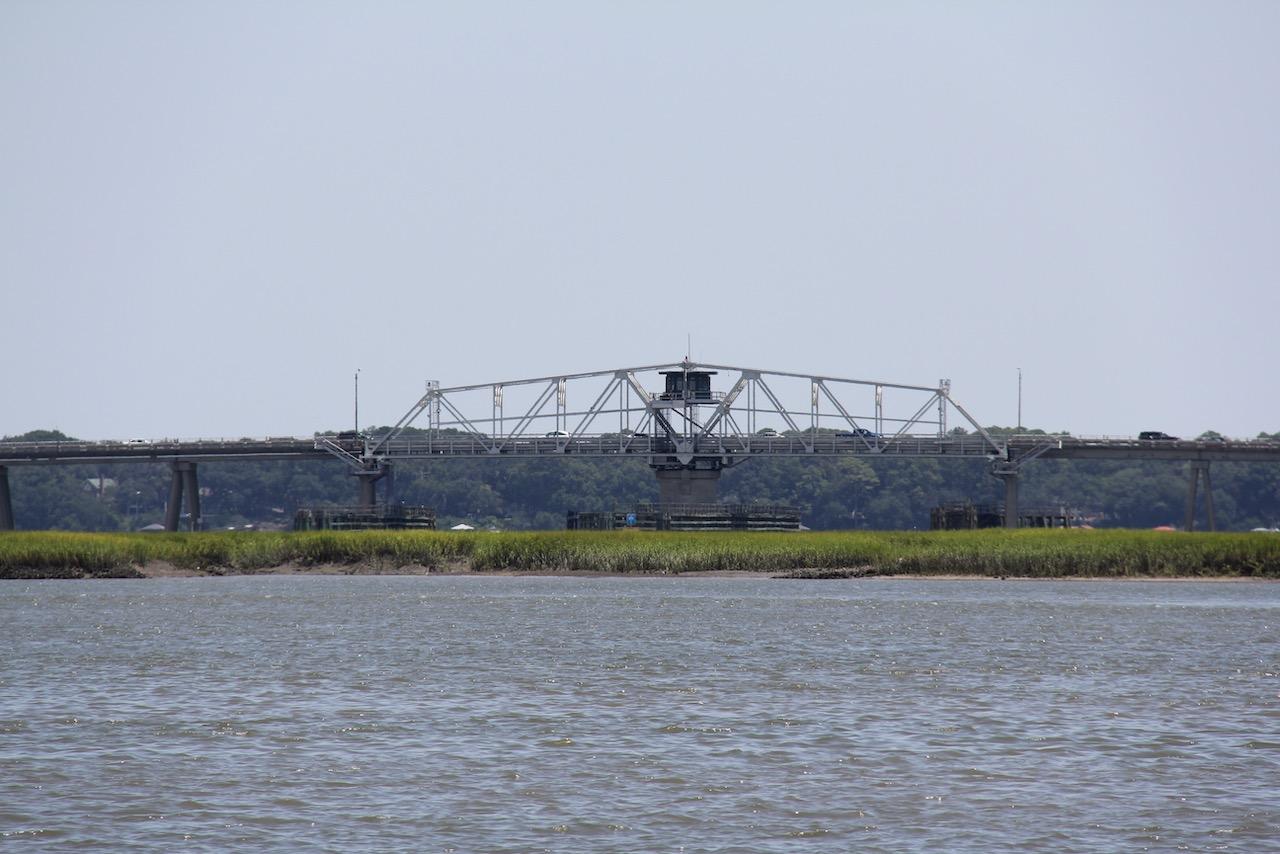 Die Drehbrücke von Beaufort