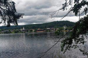 Das Dorf Titisee