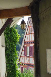 Schönes Haus in der Stadtmitte von Horb